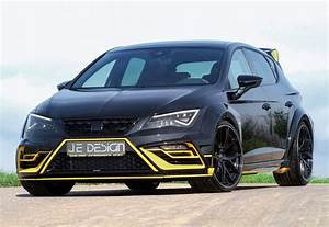 Seat Leon Fr Tuning : the craziest seat leon cupra tuning 380 hp with je design ~ Jslefanu.com Haus und Dekorationen