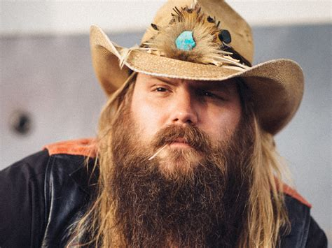 Chris Stapleton Announces
