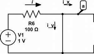 why does not current flow in open circuit wire connected With open circuit