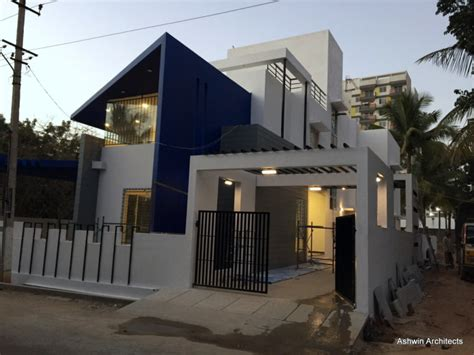 luxury modern villa designs bangalore by ashwin architects at coroflot