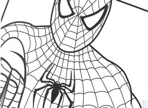 Black Spiderman Coloring Pages Erieairfair