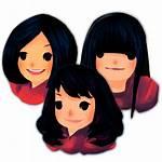 Icon Three Icons Artificial Ico Teekatas Suwannakrua