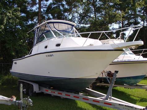Mako Boats Sink by 2001 Mako 293 Walkaround Power Boat For Sale Www