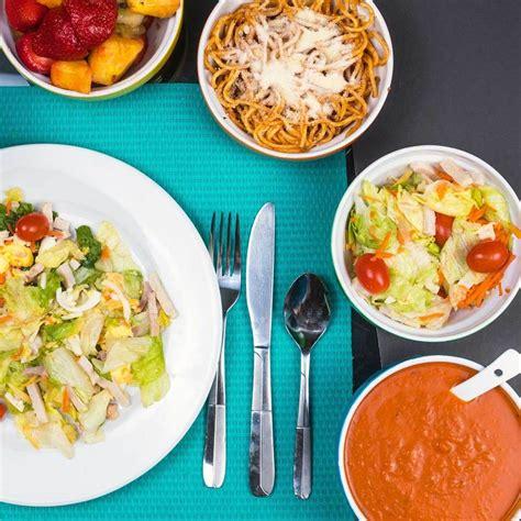 This delicious macaroni salad is so refreshing. Uno Casa Portion Control Serving Bowls - Uno Casa Store