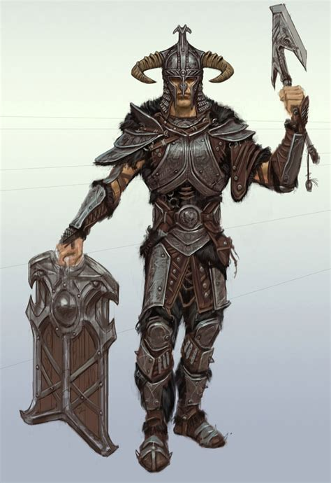 Male Steel Armor Art The Elder Scrolls V Skyrim Art Gallery