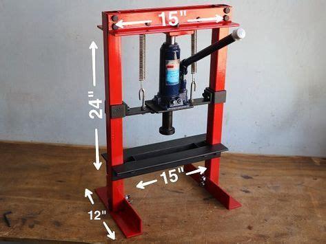 contact hydraulic press machine metal working tools