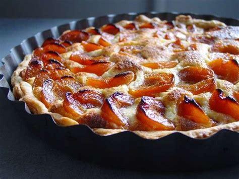 tarte abricot pate feuilletee recettes de tarte aux abricots et abricot 19