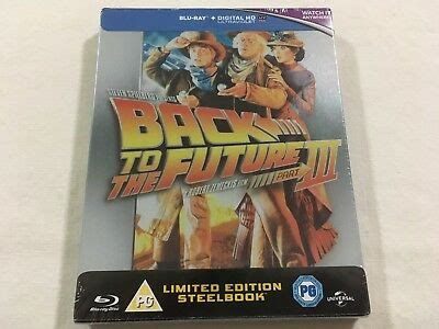 Back to the Future Part 3 (1990) - Limited Edition ...