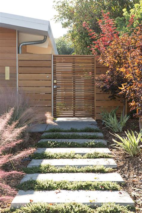 side yard gate ideas open eichler home renovation side gates gate ideas and walkways