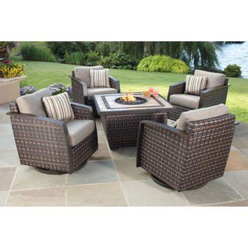 santa 5 pc chat set 1900 costco backyard