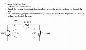 Inductor Voltage Time Constant