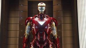 The Avengers Iron Man 2012 wallpaper