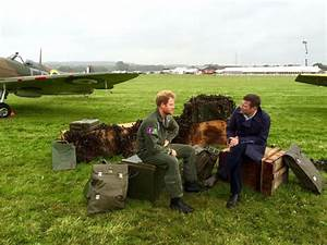 Prince Harry out at Battle of Britain flypast, dinner with ...