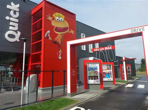QUICK - Restauration - Magasins - Topaze Shopping Center