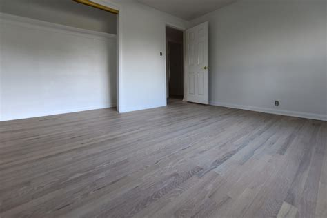 rubio monocoat smoke oil  red oak hardwood floor