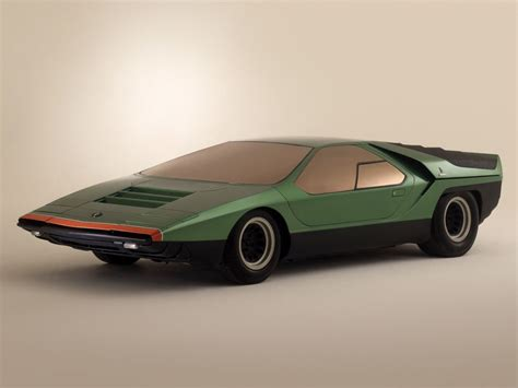 Alfa Romeo Carabo by Photo Alfa Romeo Carabo V8 2 0 Concept Car 1968