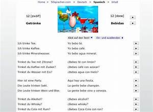 Deutsch spanisch übersetzung text