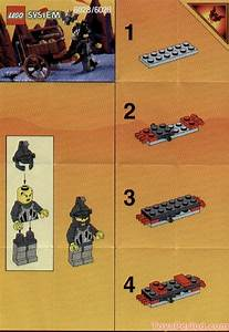 Lego 6028 Treasure Cart Set Parts Inventory And