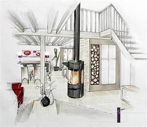 U00c9pingl U00e9 Par Ba6o06a Sur Architecture   Interior Design