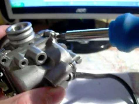 roller vergaser reinigen vergaser einstellen am 4 takter doovi