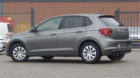volkswagen  polo  comfortline limestone grey