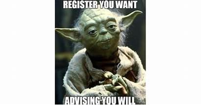Advisor Academic Semester Advising Registering Center College