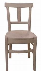 Chaise Pour Table Haute : chaise fonda assise bois haute assise 60cm pour table de h 90cm provence et fils ~ Teatrodelosmanantiales.com Idées de Décoration