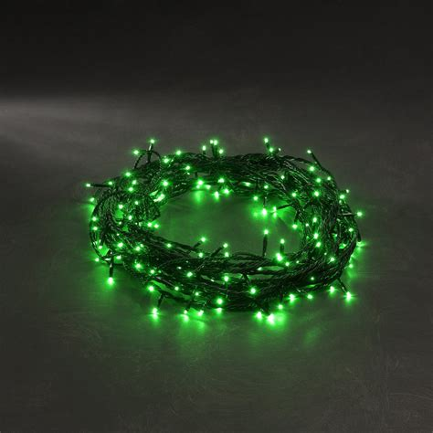 konstsmide green led 120 multi function micro lights