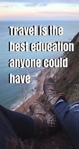 Travel As Education Quotes