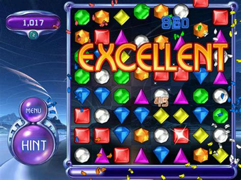 Free Download Game Bejeweled, Play Now Bejeweled Free