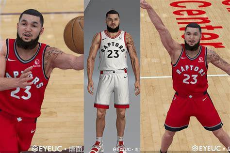 Fred VanVleet Body Model By Abuser [FOR 2K20] - NBA 2K ...