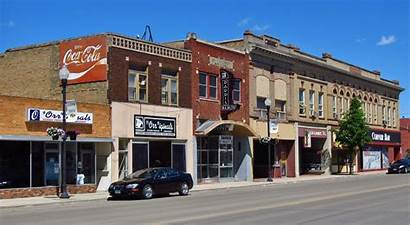Jamestown Dakota North Town Nd Towns Cities