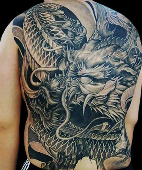 full  japanese tattoos