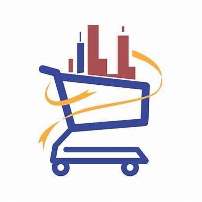 Retail Center Purple Logos Shopping Graphicsprings Wellness