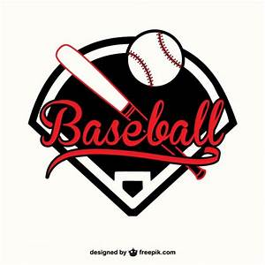 Baseball vector template