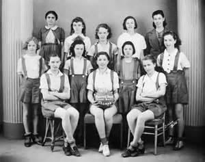 Title IX Girls Basketball Team