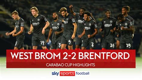 Carabao Cup on Sky Sports: Brentford host Fulham, Arsenal ...