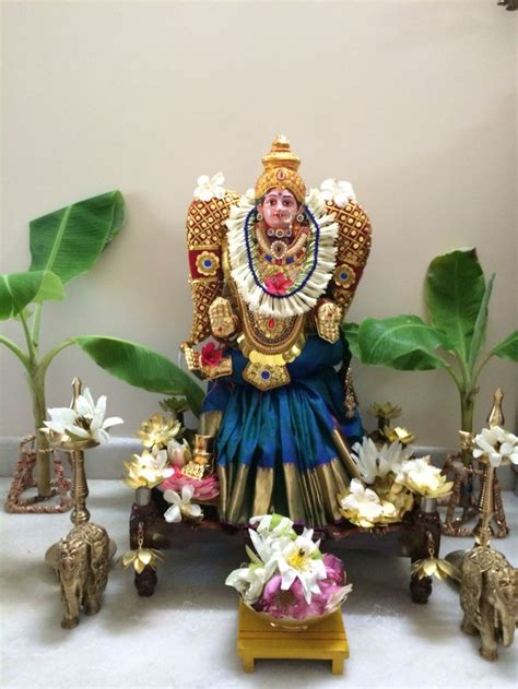 Varalakshmi Vratham Decoration Ideas Usa by 17 Best Images About Pooja On Diwali Lantern