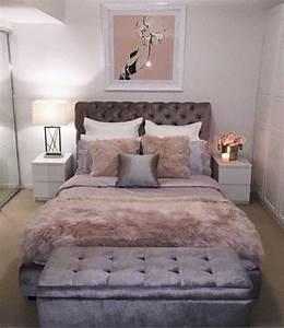 Idée Chambre Adulte : idee deco chambre adulte romantique chambre romantique ~ Melissatoandfro.com Idées de Décoration