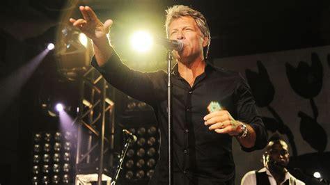 Bon Jovi Plans Perform China Have Been Shot