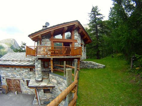le chalet d en o location de chalet en 233 t 233 le chalet arosa 224 val d is 232 re en photos