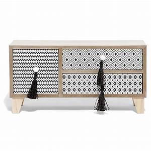 Boite De Rangement Bureau : mini bo te de rangement bureau naturel motifs berb res ~ Melissatoandfro.com Idées de Décoration
