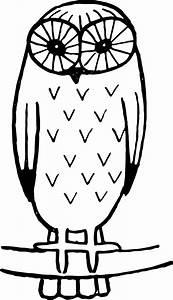 Royalty Free Stock - Retro Owl Vector | Oh So Nifty ...
