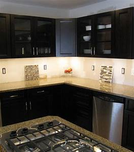 High power led under cabinet lighting diy great looking for Undercabinet kitchen lighting