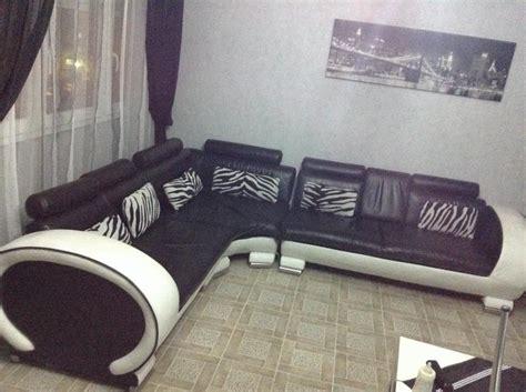 canapé designe troc echange canapé en cuir désigné noir sur troc com