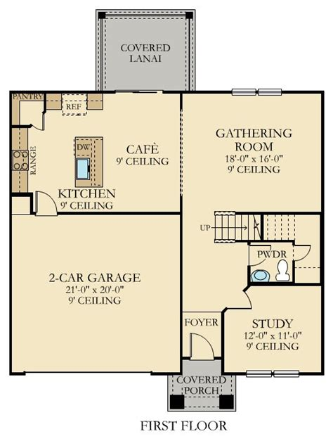 brio  home plan  windward ranch classic collection