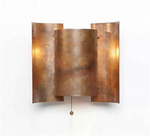 Applique Murale Cuivre : applique murale butterfly cuivre h21cm northern ~ Melissatoandfro.com Idées de Décoration
