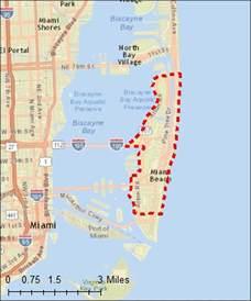 Zika Virus CDC Florida Map