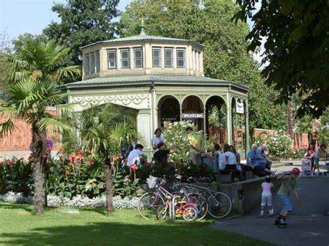 Botanischer Garten Berlin Besucherzahlen by Wilhelma