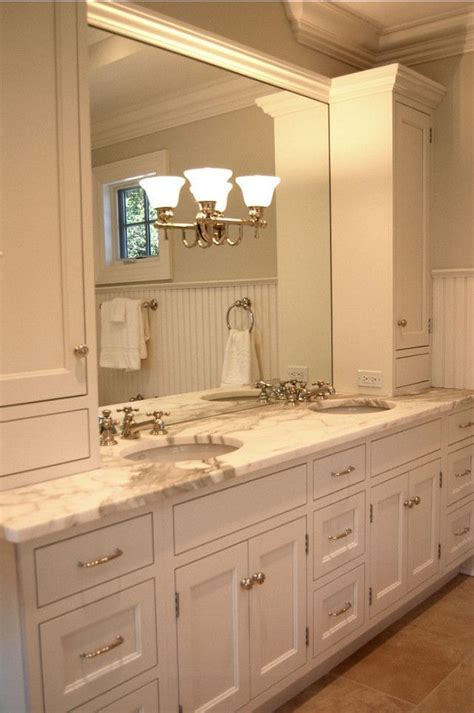 Built In Vanity Cabinets For Bathrooms by Furniture Recommended Built In Bathroom Cabinets By Diy